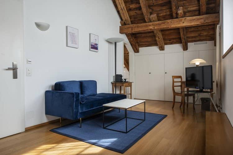 LES 4 GÉANTES Chambre géante du Donjon   /   Lit 160/200